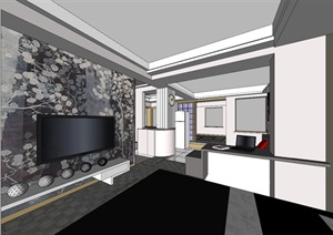 超美的精细的日式风格室内设计