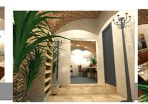 精美的现代风格餐馆室内设计