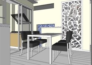 精美的美式风格别墅室内设计