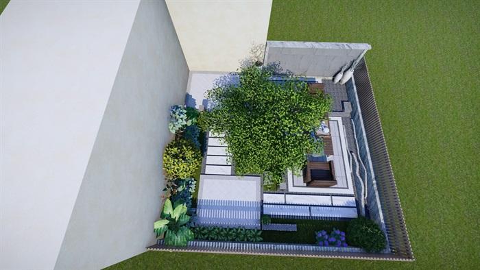 別墅景觀設計(4)