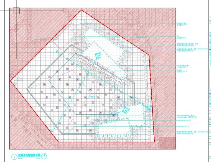 蘇南萬科吳江新港天城公園里(示范區)景觀設計整套CAD施工圖(附PDF方案高清文本+實景圖片)(8)