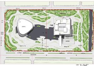 云南省博物馆(新馆)建筑设计方案