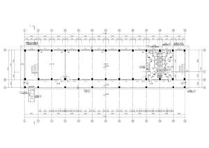 三层小学办公综合楼建筑全套施工图