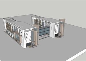 教学楼设计  方案设计
