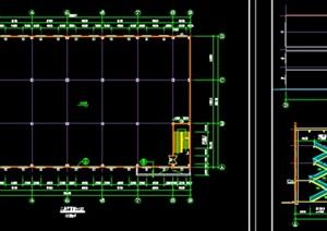 某厂房建筑设计详细施工图