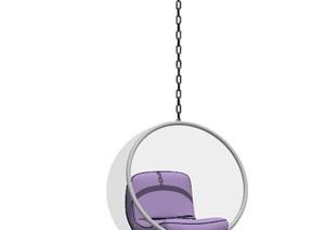 现代风格精美的吊椅风格