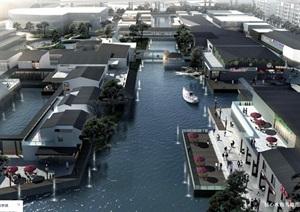 惠山古街风貌协调区城市设计及修详 方案高清文本