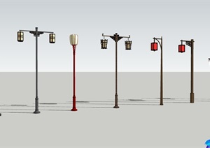 中式铁艺灯-------内容丰富详细,具有很高的学习价值,值得下载