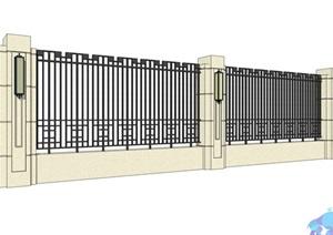 景墙围墙 (2)-------内容丰富详细,具有很高的学习价值,值得下载