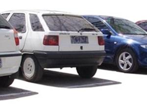 停车场汽车素材psd图层
