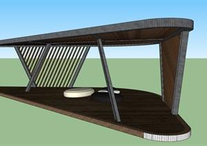 20200803-三角廊架