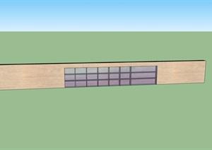 20200805-矮景墙2组