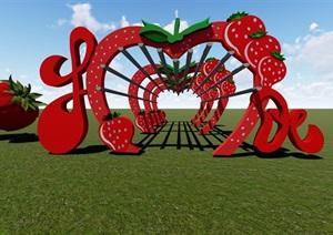 草莓采摘园、农业园,开心采摘