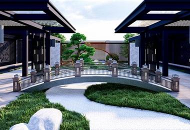 屋顶花园会所
