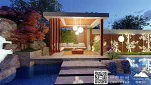 園林綠化庭院設計