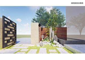 日式风格别墅设计