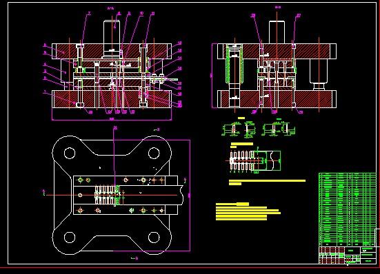 止动件零件的冲压模具设计(1)
