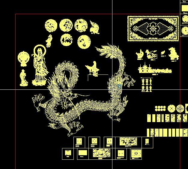 111古典中式元素圖案(4)