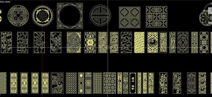 111古典中式元素圖案(5)