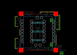 #S206-【装修报价】工装公司价格表 装饰预算模板底价办公商场室内(1)