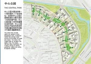 大望京区商业中心规划设计cad方案